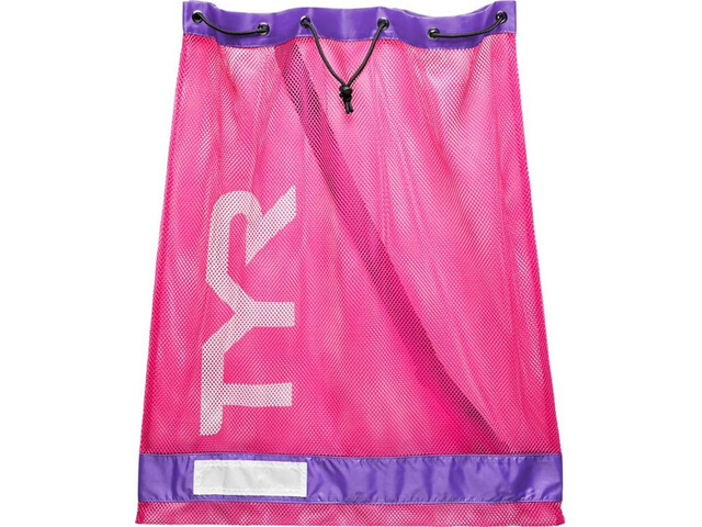 TYR Mesh Equipment Plecak, pink/purple